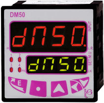 programmable digital panel meter IP65 | DM50 series Thermosystems