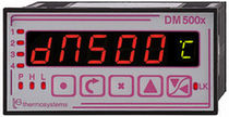 programmable digital panel meter IP5x | DM500 series Thermosystems