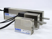 programmable electric linear servo-actuator max. 500 N, max. 200 mm | LAL & LAS series SMAC Moving Coil Actuators