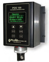 programmable liquid dispenser for piston pump max. 2 l/min | PDS Fluid Metering