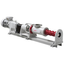 progressive cavity pump  Flowrox Oy