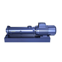progressive cavity pump for viscous fluids max. 10 m&sup3;/h | BW series Seepex