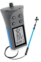 propeller flow-meter Flowatch  JDC Electronic