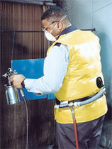 protective clothing: cooling vest max. 33 &deg;C | ITW ITW Vortec