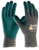 protective cotton gloves with nitrile coating MaxiFlex® Comfort™ John Ward Ceylon