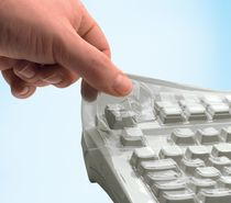 protective cover for keyboard  CHERRY - ZF ELECTRONICS FRANCE