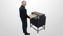 protective packaging machine: cardboard shredder max. 5 m³/h | Shredder™ Easypack
