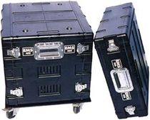 protective transportation case for rack cabinets EMS series CP Cases