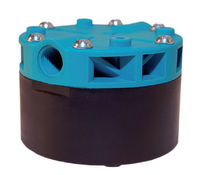 pulsation damper for pumps max. 6 bar g | FPD series KNF NEUBERGER