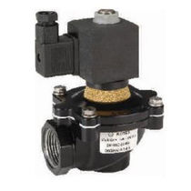 pulse jet 2-way solenoid valve max. 8.5 bar | 24108 ROTEX AUTOMATION LIMITED