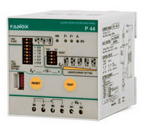 pump protection relay for three phase motor pump 1 - 630 A | P FANOX ELECTRONIC