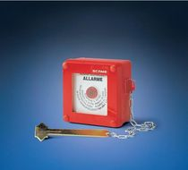 push button manual call point 250 V, 2 A | Serie EMERGENCY SCAME PARRE S.p.A.