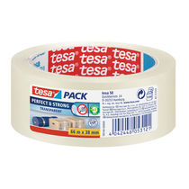 PVC adhesive tape 38 - 50 mm | tesapack® perfect & strong Tesa