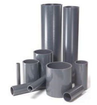 PVC pipe 1/4 - 24"