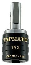 quick change tapping tool-holder M1 - M48, DIN 1835B/E | TA series TAPMATIC