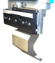 quick clamping system for press brake tooling  TEDA srl