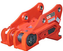 quick coupler system for excavator Compact Plus WIMMER Hartstahl GmbH &amp; Co KG