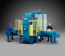 quick cycle hydro-forming press max. 800 bar | QFL series Avure Technologies Inc.
