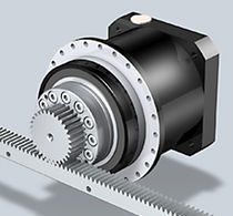rack and pinion drive 4.7 � 57 kN | ZTR-PH(A) series STÖBER