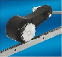 rack and pinion incremental linear encoder max. 10 000 cpr | TR2 Encoder Products Company