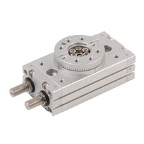 rack and pinion pneumatic rotary actuator max. 180° | AT series Airwork pneumatic equipment