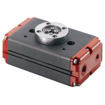 rack and pinion pneumatic rotary actuator RT series GIMATIC