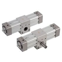 rack and pinion pneumatic rotary cylinder 90° - 360° | RY series Airwork pneumatic equipment