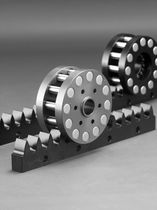 rack and roller pinion linear drive  Romani Components Srl