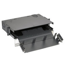 rack-mount fiber optic enclosure  PANDUIT