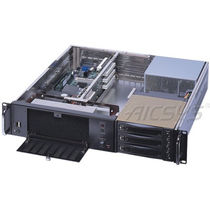 rack-mount industrial computer chassis 2U 19"