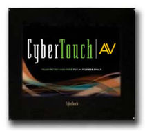 rack-mount LCD touch screen monitor 19"