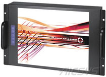 rack-mount LCD touch screen monitor 17"