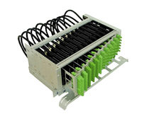 rack mounted fiber optic distribution panel  DIAMOND SA