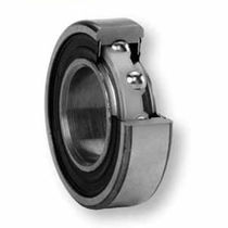 "radial ball bearing ID 0.25"" - 1"", OD 0.687"" - 2"" 