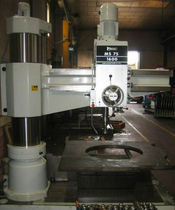 radial drilling machine 1 600 mm | MS-75/1600 Foradia