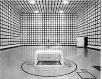 radio-frequency anechoic chamber for RF test 30 MHz - 18 GHz TDK Electronics Europe