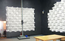 radio-frequency anechoic chamber for RF test max. 3 m Panashield