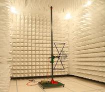 radio-frequency anechoic chamber for RF test max. 5 m Panashield