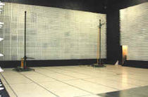 radio-frequency anechoic chamber for RF test max. 10 m Panashield