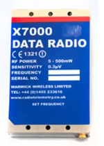 radio module max. 20 km | X7000  Warwick Wireless