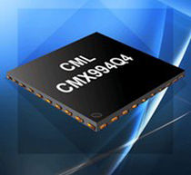 radio receiver integrated circuit CMX994    CML Microcircuits