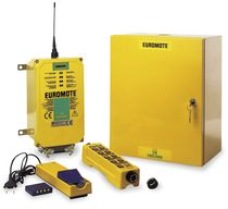 radio remote control for lifting equipment EUROMOTE, MICROMOTE series VERLINDE