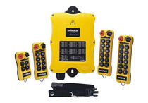 radio remote control with buttons FLEX series Unidata