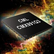 radio transceiver CMX991 CML Microcircuits