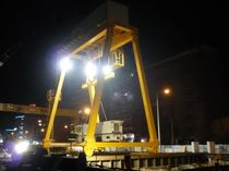 rail mounted gantry crane RGC 52 - 8 CIMOLAI TECHNOLOGY SpA