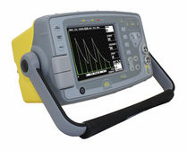 rail testing ultrasonic flaw detector Railscan 125R Sonatest Ltd