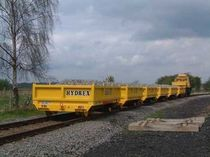 rail trailer  Chieftain Trailers