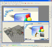 real time graphical software FrontVue ARC Informatique