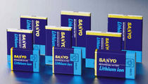 rechargeable Li-ion battery  SANYO Energy