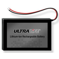 rechargeable Li-ion battery 3.0 - 4.2 V, 1.75 Ah | UBP001 Ultralife